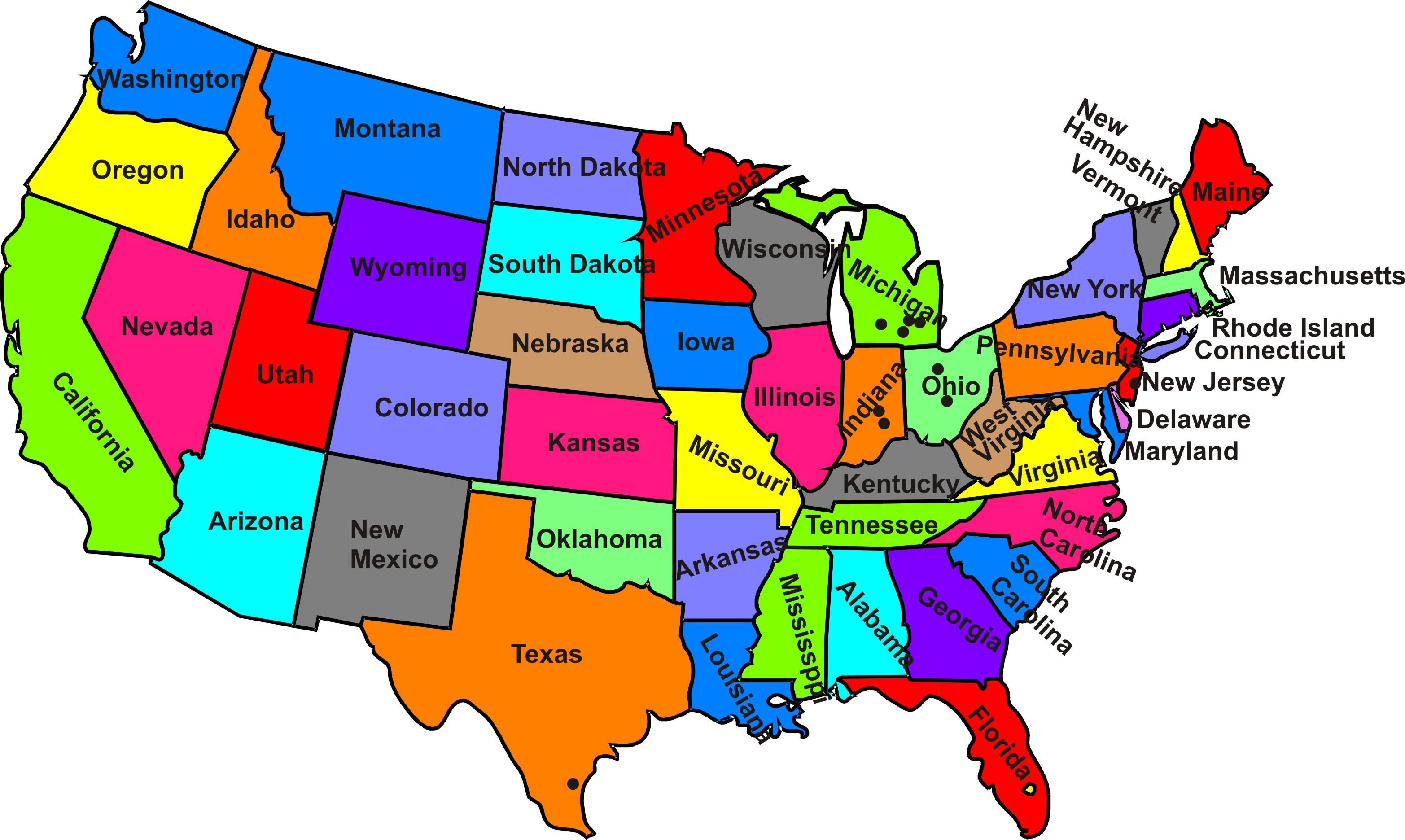Diagram Collection Us Map Quiz States Game Download More Maps - Usa map of states and capitals